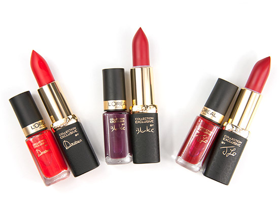 L'Oréal Pure Reds Exclusive Collection