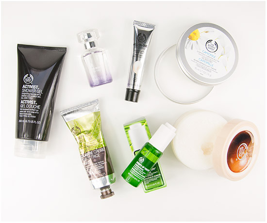 The Body Shop Beauty Must Haves Höst/Vinter 2014