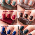 essie fall 2014 swatches nails makeupedia