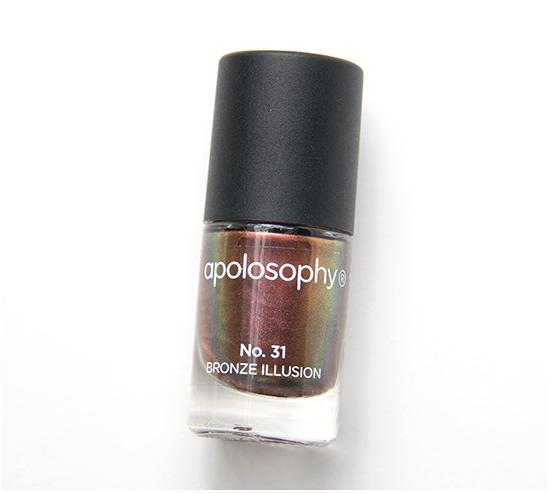 Apolosophy Nail Polish Bronze Illusion