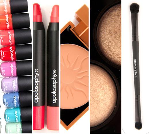 50% Rabatt på Apolosophy Makeup