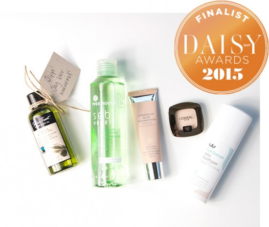 Daisy Beauty Awards Nominerade Årets Budgetbästa
