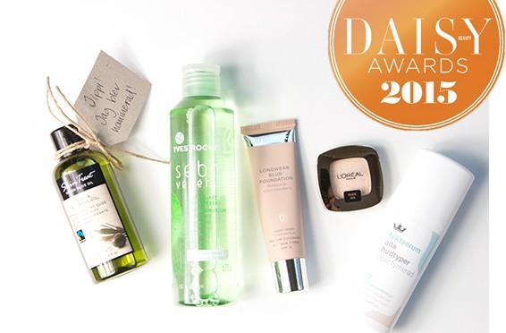 Daisy Beauty Awards Nominerade Årets Budgetbästa