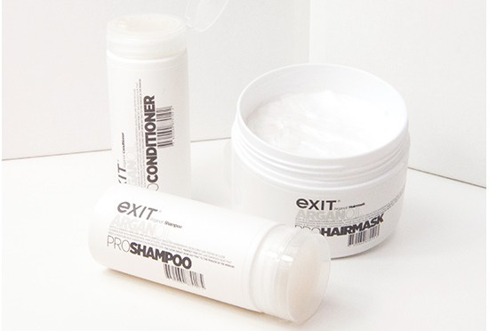 Exit Haircare Snabbrecension & Info