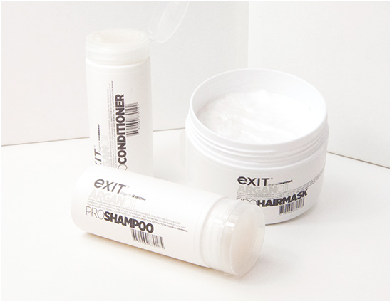 Exit Haircare