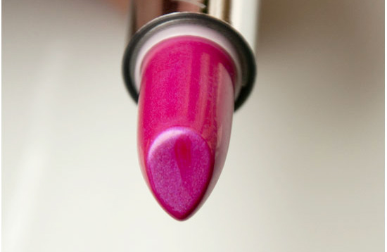 Wet'n'Wild Fuchsia with Blue Pearl