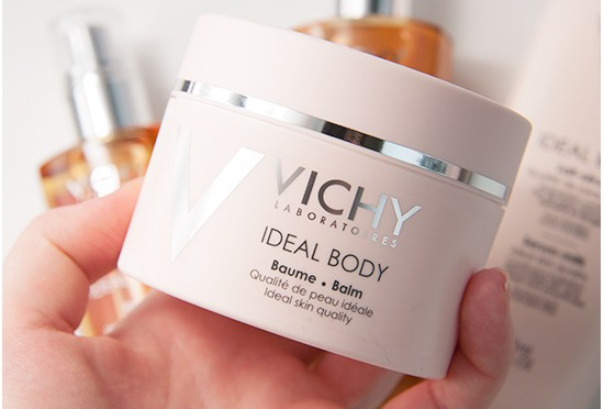 Vichy Ideal Body Recensioner, Swatches, Bilder