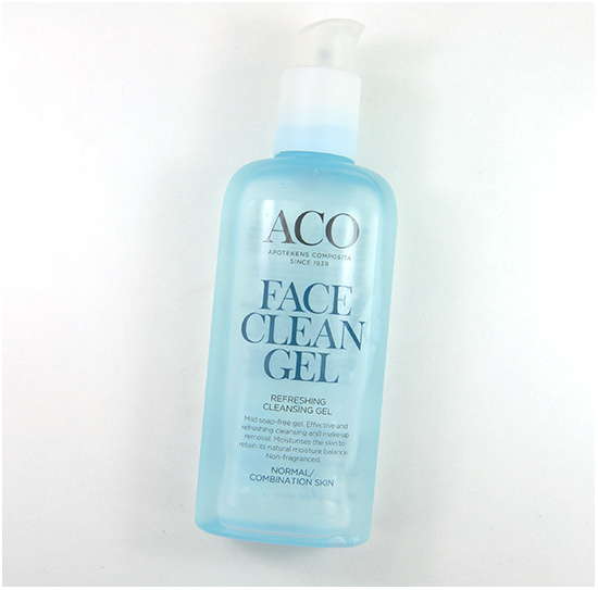 ACO Face Clean Gel