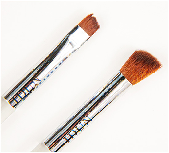 IDUN Minerals Eye Definer Brush & Angled Blending Brush
