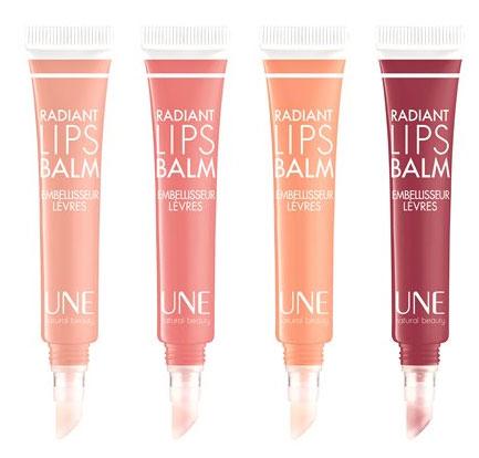 UNE-Radiant-Lips-Balm-B02-B03-B04-B08
