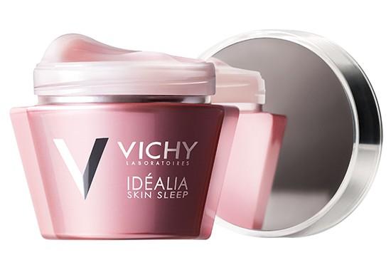 Nyhet! Vichy Idéalia Skin Sleep