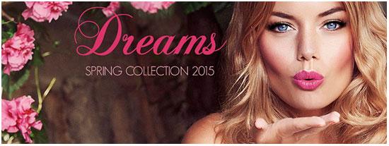 Viva la Diva Dreams 2015 Spring Collection