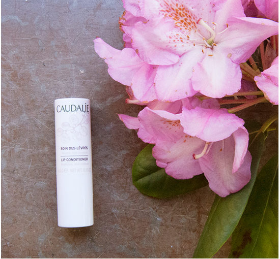 Caudalie Lip Conditioner Recension, Bilder