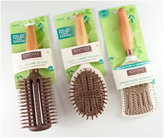 EcoTools lanserar hårborstar