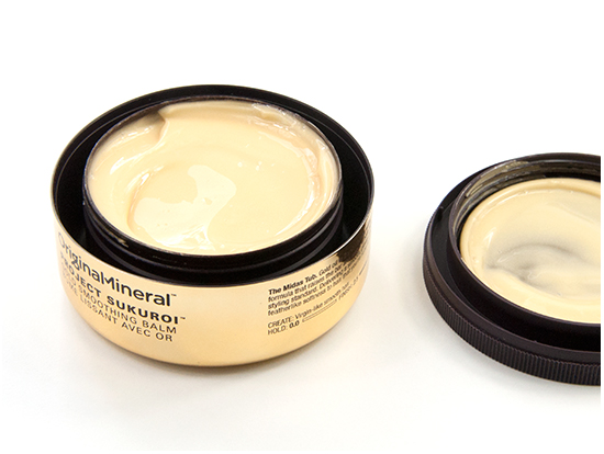 Original Mineral Projekt Sukuroi Gold Smoothing Balm Recension