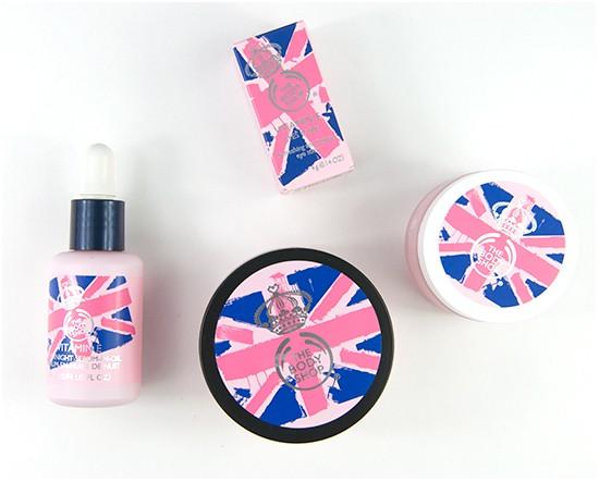 The Body Shop Vitamin E British Edition
