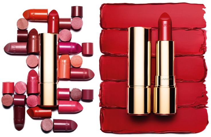 Clarins Jolie Rouge Shine Lip Glaze