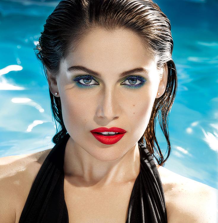 L'Oréal Paris Aquatic Look