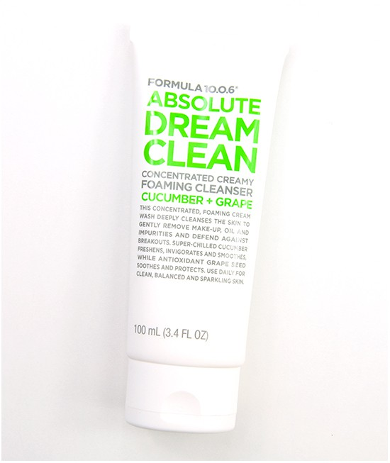 Formula 1006 Absolute Dream Clean