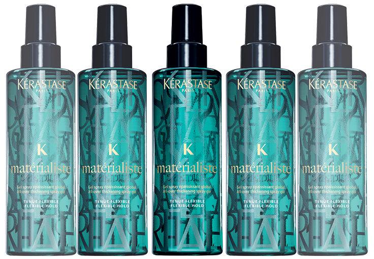 Kérastase lanserar Matérialiste Spraygelé & Carré Lissant Limited Edition