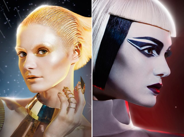 Max Factor x Star Wars Stormtrooper & Droid Makeuplooks