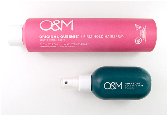 Original Mineral Original Queenie Hairspray