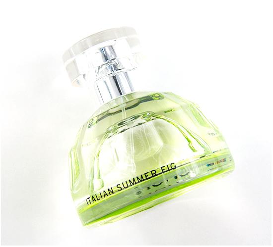 The Body Shop Italian Summer Fig Perfume