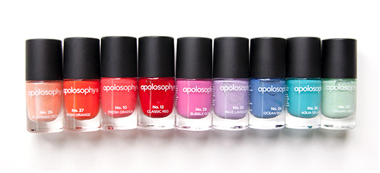 Apolosophy Nailpolish