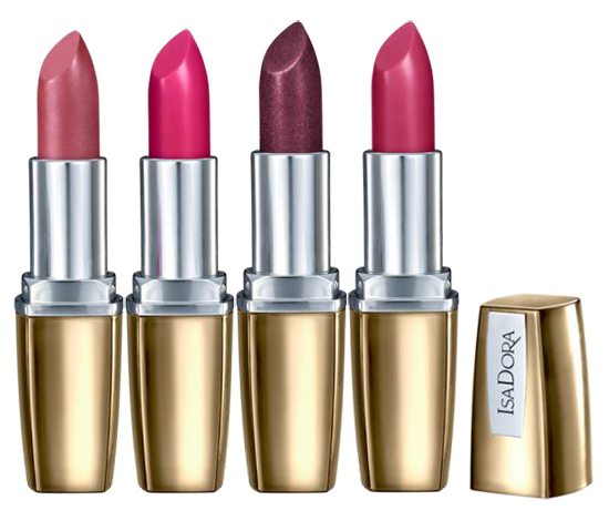 IsaDora Golden Edition Perfect Moisture Lipstick
