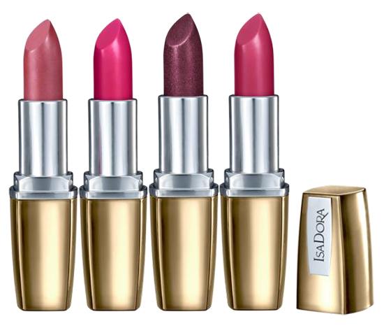 IsaDora-Golden-Edition-2015-Perfect-Moisture-Lipsticks