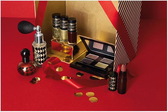 The Body Shop Swinging Silver & Grooving Gold