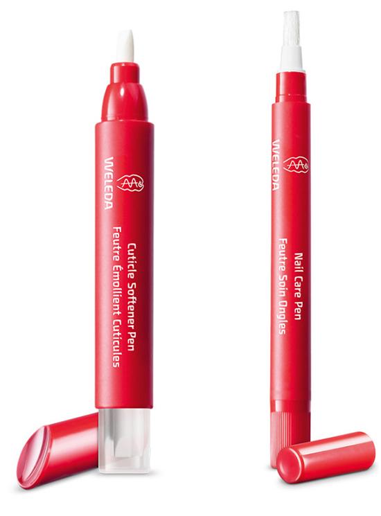 Nyhet! Weleda Cuticle Softener Pen & Nail Care Pen