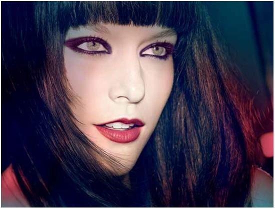 Yves Rocher Host Vinter Makeup 2015
