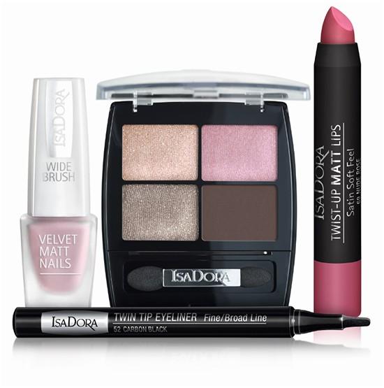 IsaDora-Nude-Rose-Palette-Riviera-Spring-2016-Makeup