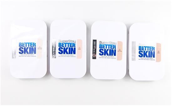 Superstay Better Skin Powder Foundation