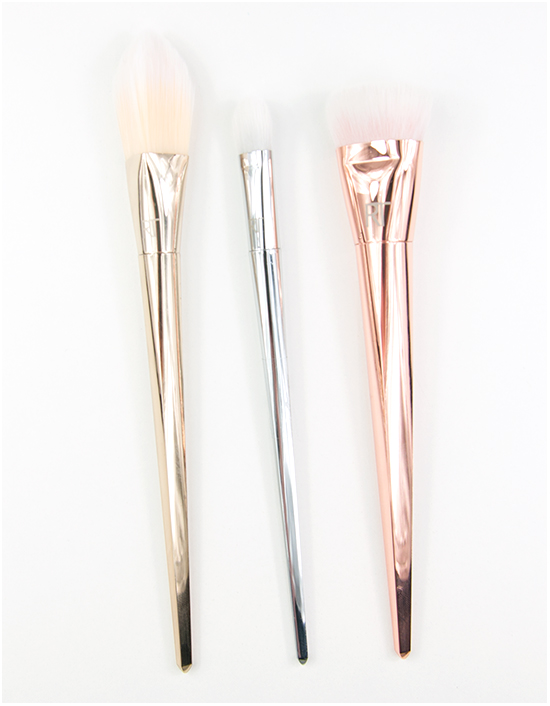 Real Techniques Bold Metals Brushes