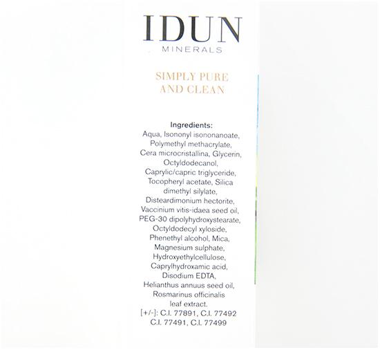 IDUN-Minerals-Norrsken-Foundation-Ingredienser