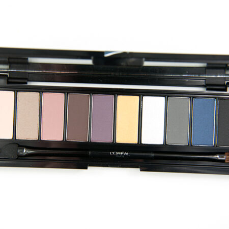 L'Oréal Paris La Palette Smoky Eyeshadows