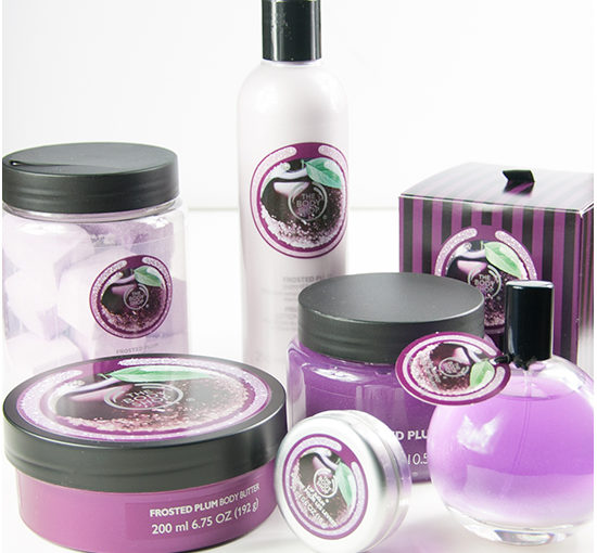 The Body Shop Frosted Plum Recensioner & Bilder