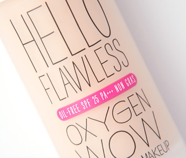 Benefit Hello Flawless Oxygen Wow Foundation