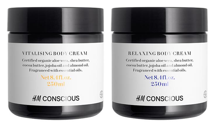 HM-Conscious-Beauty-Body-Creams