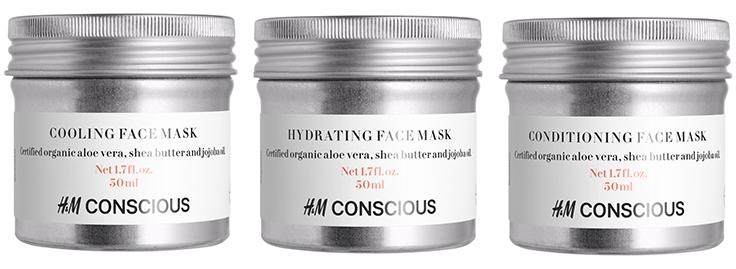HM-Conscious-Beauty-Face-Masks