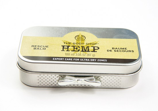 The Body Shop Rescue Balm Hemp