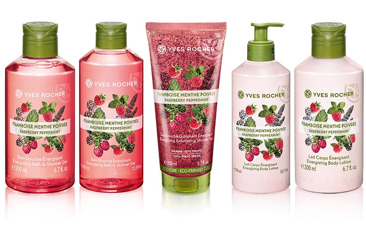 Raspberry Peppermint
