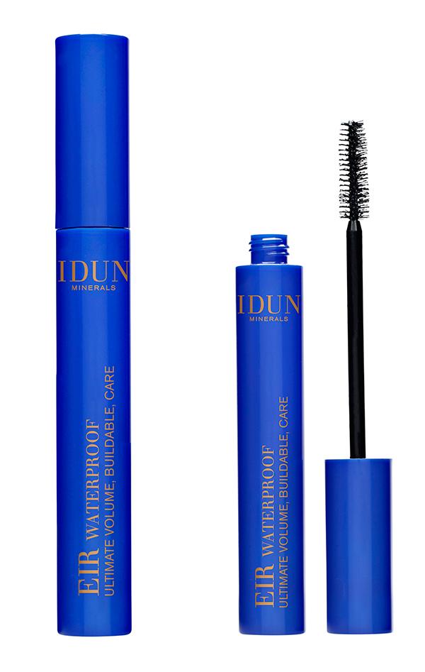 IDUN Minerals lanserar EIR Mascara Waterproof