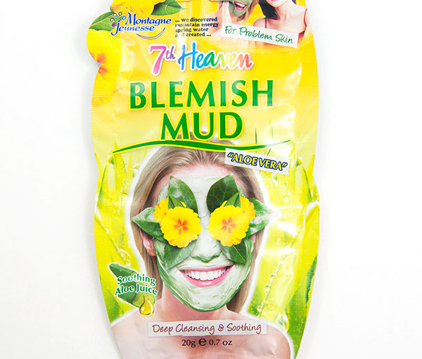 Montagne Jeunesse Blemish Mud Mask Recension & Bilder
