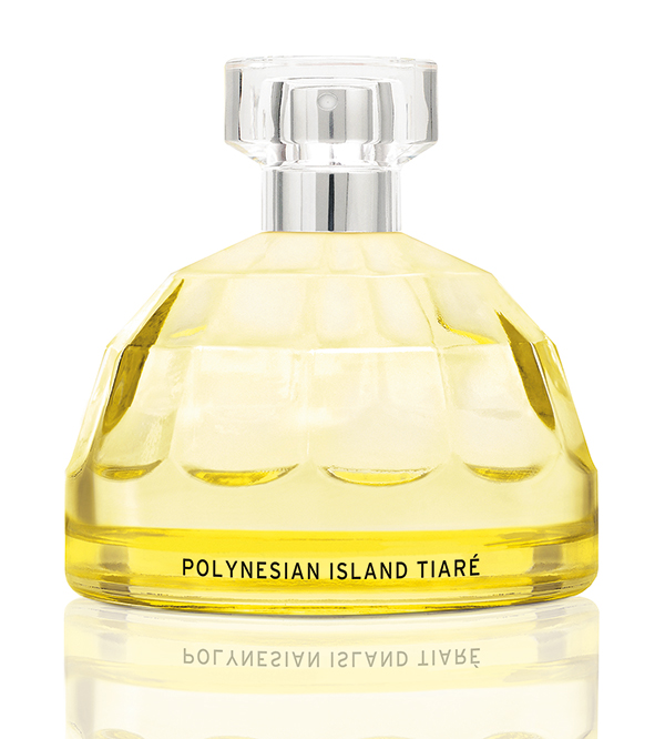 Nyhet! The Body Shop Polynesian Island Tiaré
