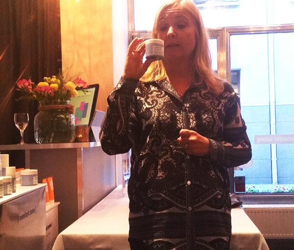 Bloggträff med Kraft Cosmetics hos Salong Tid