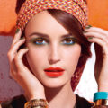 Bourjois Paris Ethnic Chic Model