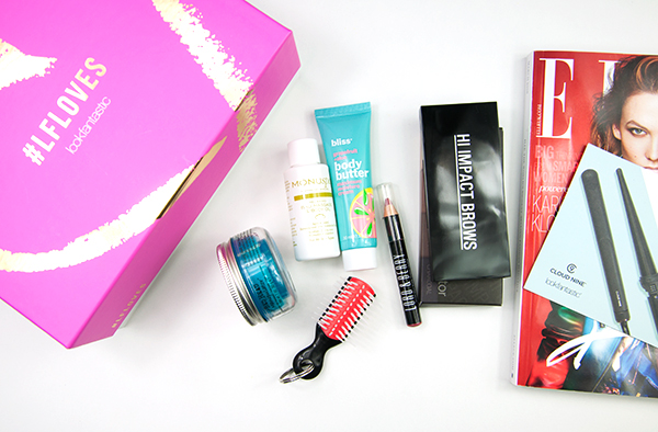 Lookfantastic Beauty Box Februari 2016